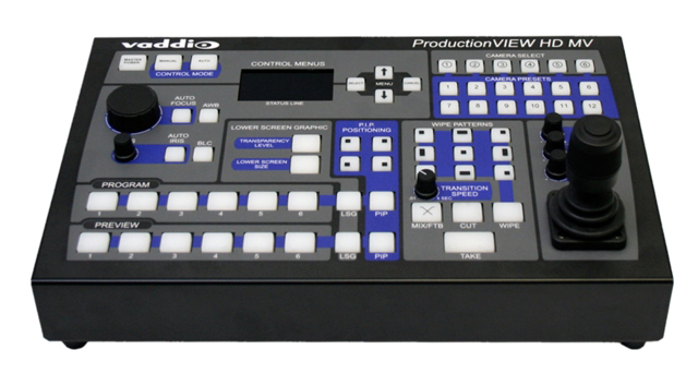 Vaddio 999-5625-000 ProductionVIEW HD MV Camera Control Console