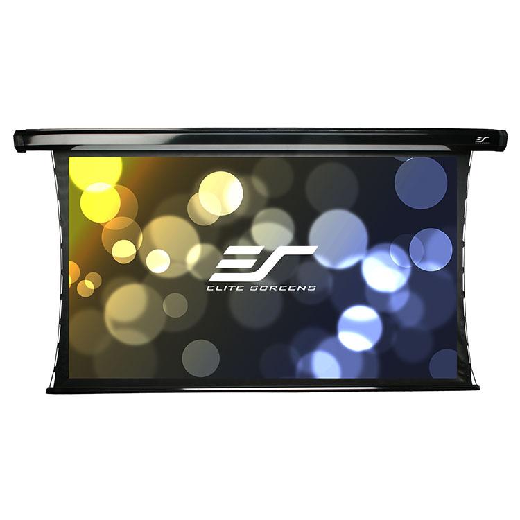 Elite TE100HW2 100in 16:9 CineTension 2 Electric Screen, CineWhite
