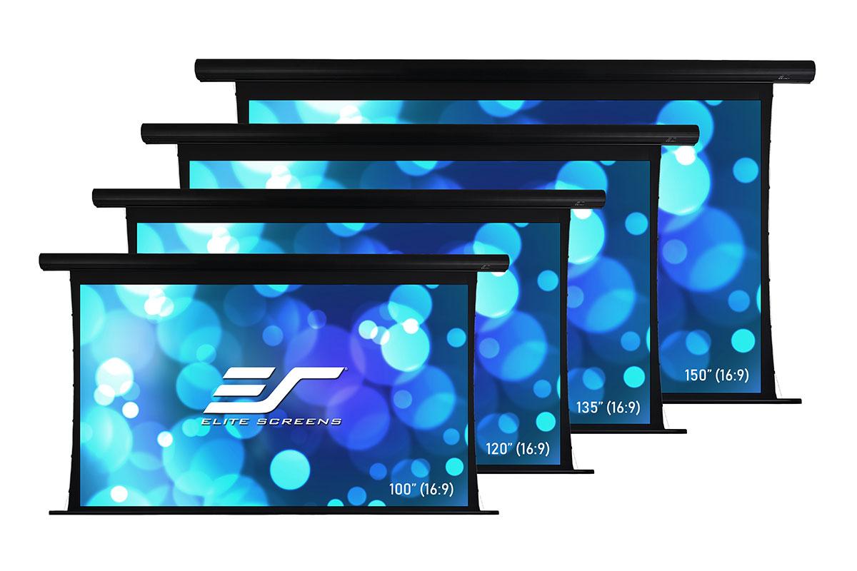 Elite 135in. 16:9 Yard Master Tension Screen, WraithVeil Dual