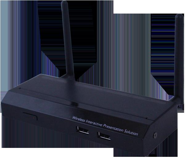 QOMO Wireless Screen Sharing System