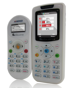 Qomo QRF512 Qclick Audience Reponse System