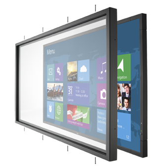 NEC OL-V801 Infrared Multi-Touch Overlay for the V801 large-screen display