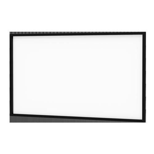 Da-Lite 93995 HC Da-Mat 16:9 108inx192-220in Da-Snap, Black Frame