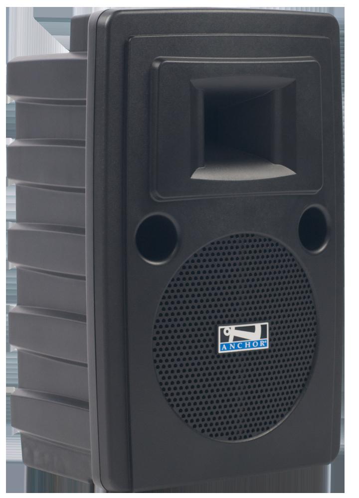 Anchor Audio LIB-8000CU2AC AC Powered Liberty Platinum Sound System