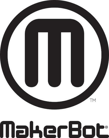 Makerbot MP05758 Large Translucent Blue PLA, .9 kg. [2.0 lbs.]