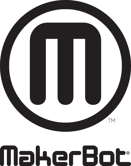 Makerbot MP06237 XXL True Black PLA, 4.5 kg. [10.0 lbs.]