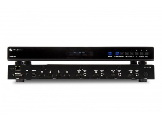 Atlona AT-H2H-44M 4x4 HDMI Matrix Switch