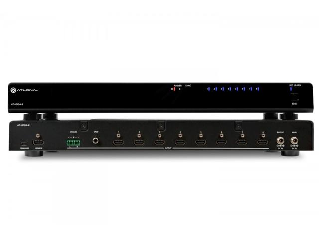 Atlona AT-HDDA-8 1 x 8 HDMI Distribution Amplifier