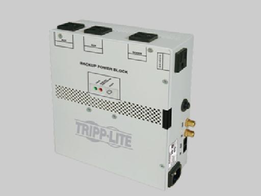 Tripp-Lite AV550SC 550-Volt Audio/Video Backup Power Block