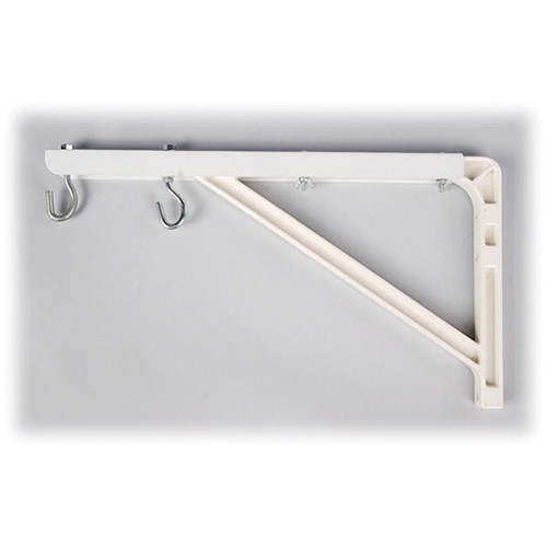 Buhl AW1426 14in. to 26in. Universal Wall Bracket for Manual Wall Screens