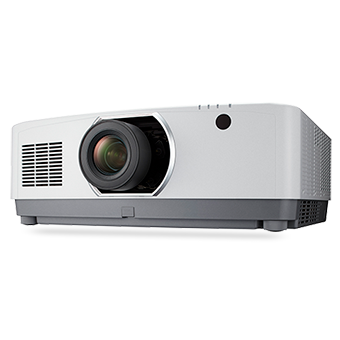 NEC NP-PA653UL-41ZL 6500lm WUXGA LCD/Laser Installation Projector w/ Lens