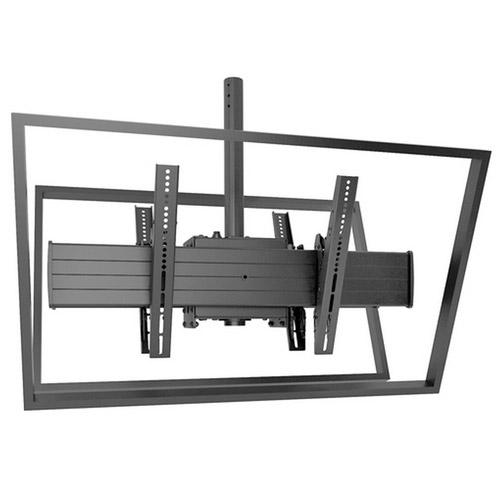 Chief XCB1U FUSION X-Large Single Pole Flat Panel Ceiling Mounts