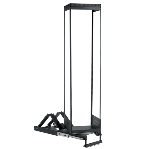 Chief ROTR-HD-25 25U Heavy Duty Pull-Out and Rotating Rack