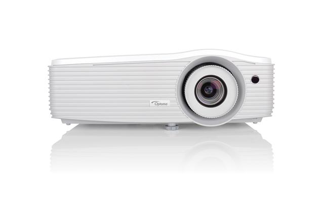 Optoma EH504WiFi 5000lm Full HD DLP Projector w/ Wireless Mirroring, Refurb