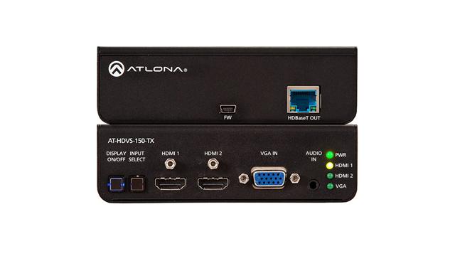 Atlona AT-HDVS-150-TX Dual HDMI & VGA/Audio to HDBaseT Switcher