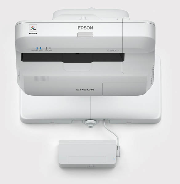 EPSON BrightLink 697Ui 4400lm WUXGA Interactive Ultra Short-Throw Projector