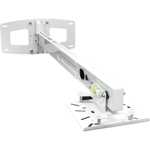 Optoma BM3300ST White Dual-Stud Wall Mount for Short Throw Projectors