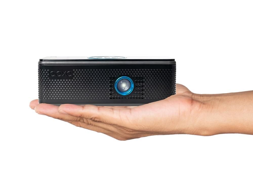 AAXA BP1 Portable Bluetooth Projector/Speaker