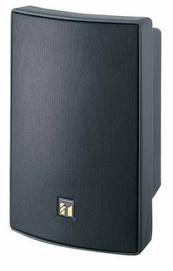 TOA BS-1030B 5in.  2-Way Indoor/ Outdoor Universal Loudspeaker (Black)