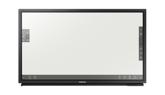 Samsung DM82E-BR 82in. Commercial LED Touch Display