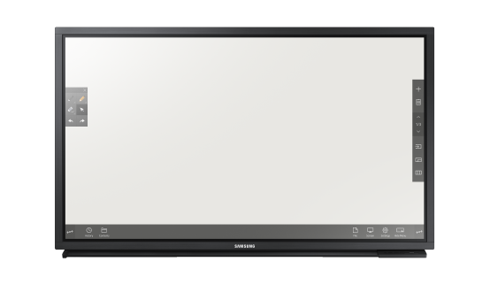 Samsung DM82E-BM 82in. Commercial LED LCD eBoard Display