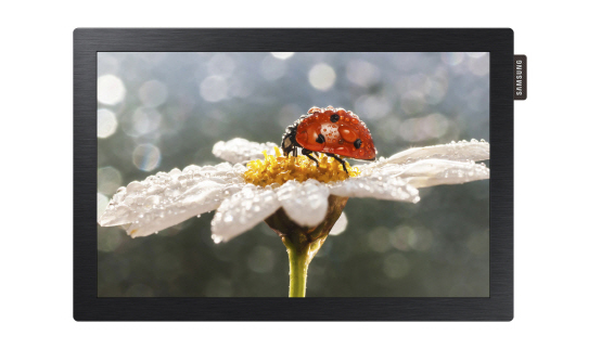 Samsung DB10E-POE 10in. Commercial LED LCD Display