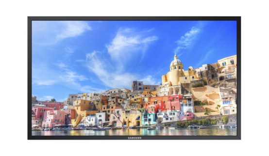 Samsung QM85D-BR 85in. Commercial UHD LED LCD eBoard Touch Display