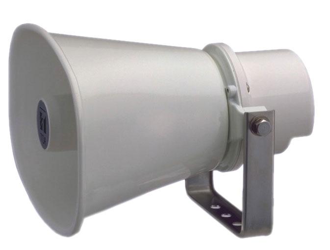 TOA SC-615T 15W Paging Horn Speaker w/ Transformer