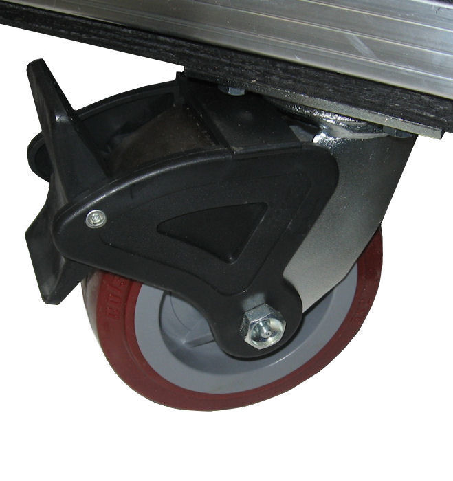 JELCO, WHL-6 EZ-LIFT/RotoLift Upgrade to 6in. Castors