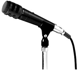 TOA DM-1200 Unidirectional Dynamic Microphone