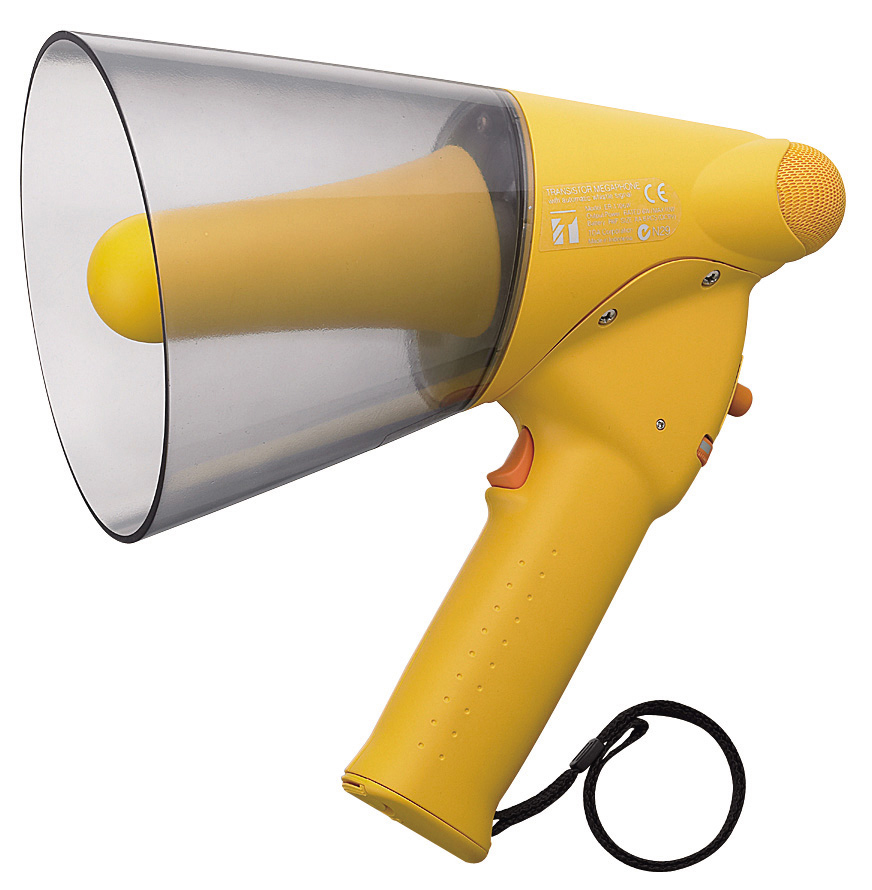 TOA ER-1206W Splash-proof Handheld Megaphone