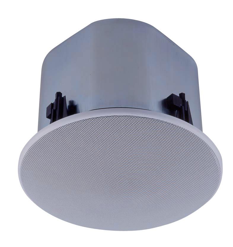 TOA F-2852CU2 Wide-Dispersion Ceiling Speaker
