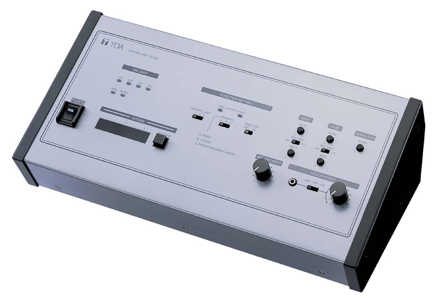 TOA MB-TS900 Rack-Mount Kit for TS-800 and TS-900 Series