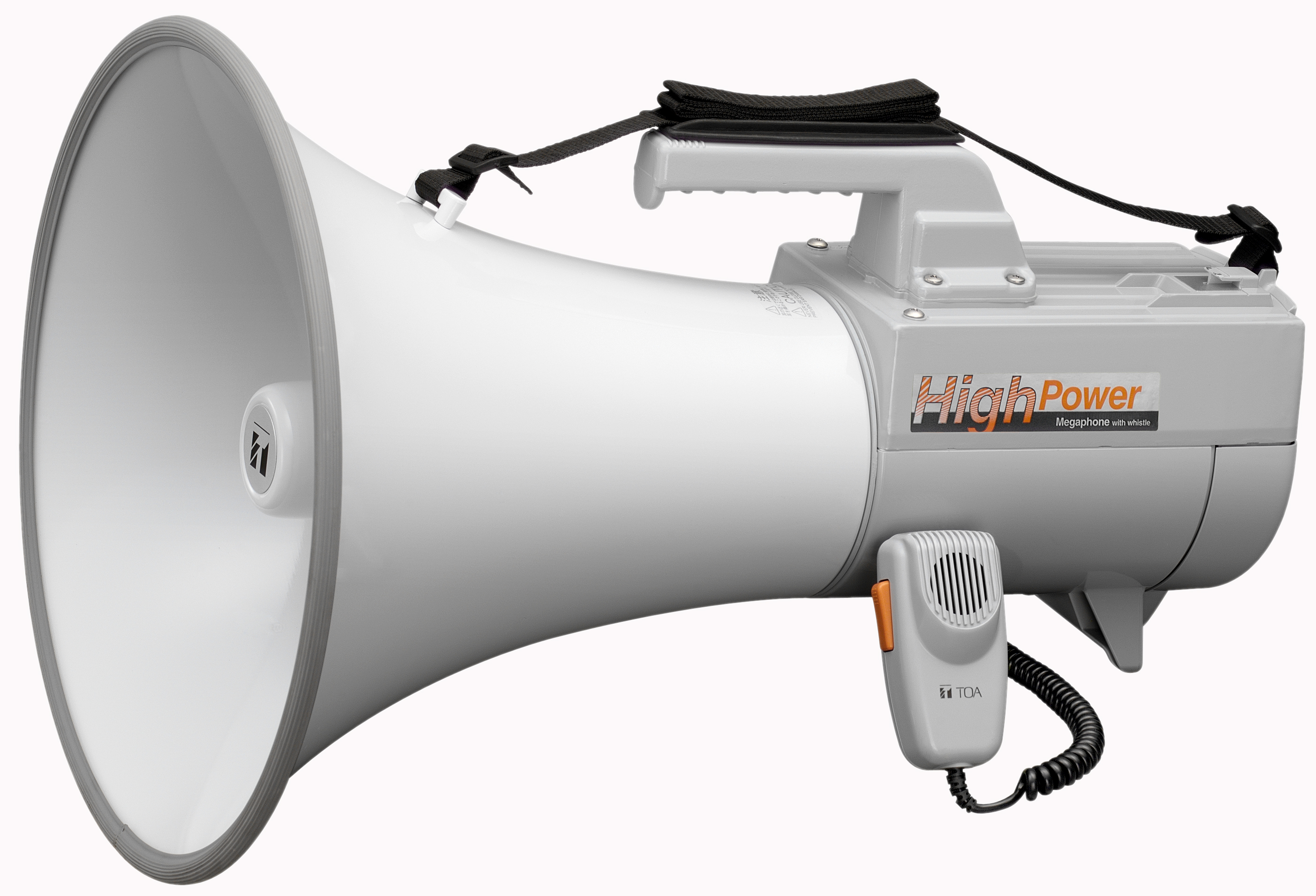 TOA ER-2230W 30W Shoulder Type Megaphone w/ Whistle