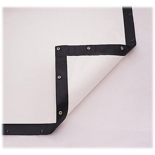 Da-Lite 34225 150in. Fast-Fold Deluxe Replacement Surface, Da-Mat (4:3)