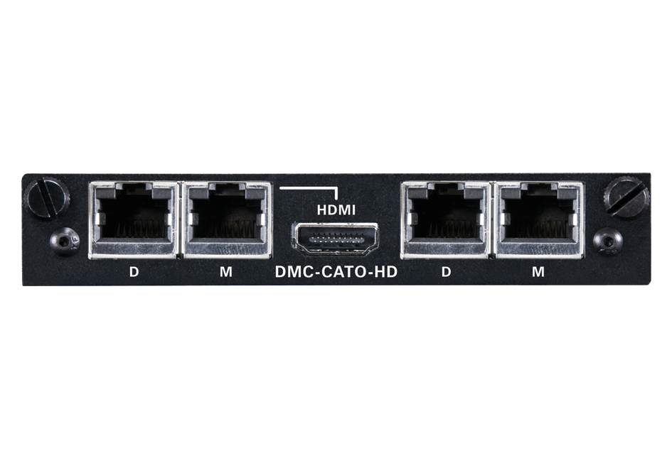 Crestron DMC-CATO-HD Quad DM CAT Output Card,HDMI for DM-MD8X8