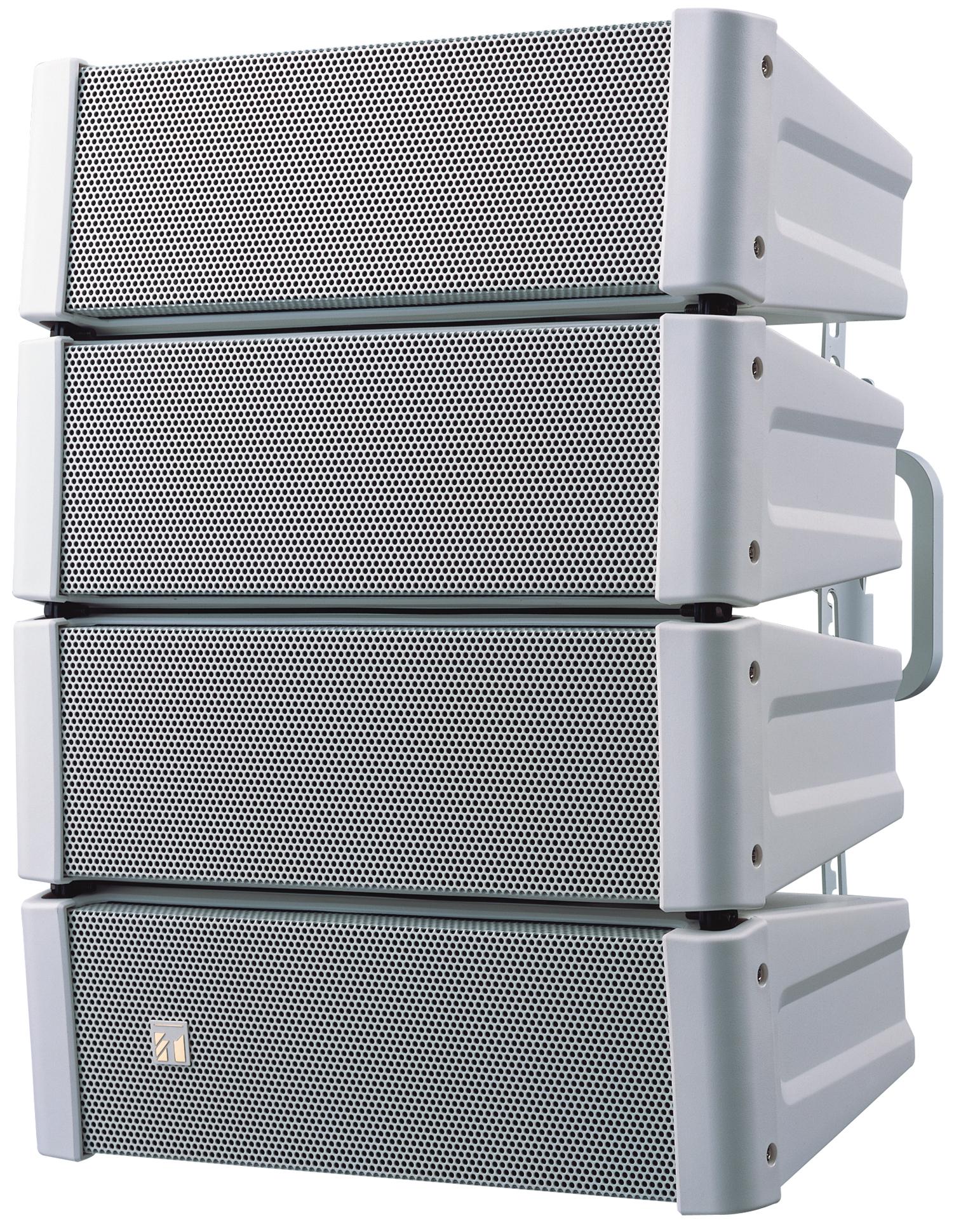 TOA HX-5W Compact Line Array Speaker System (Black)