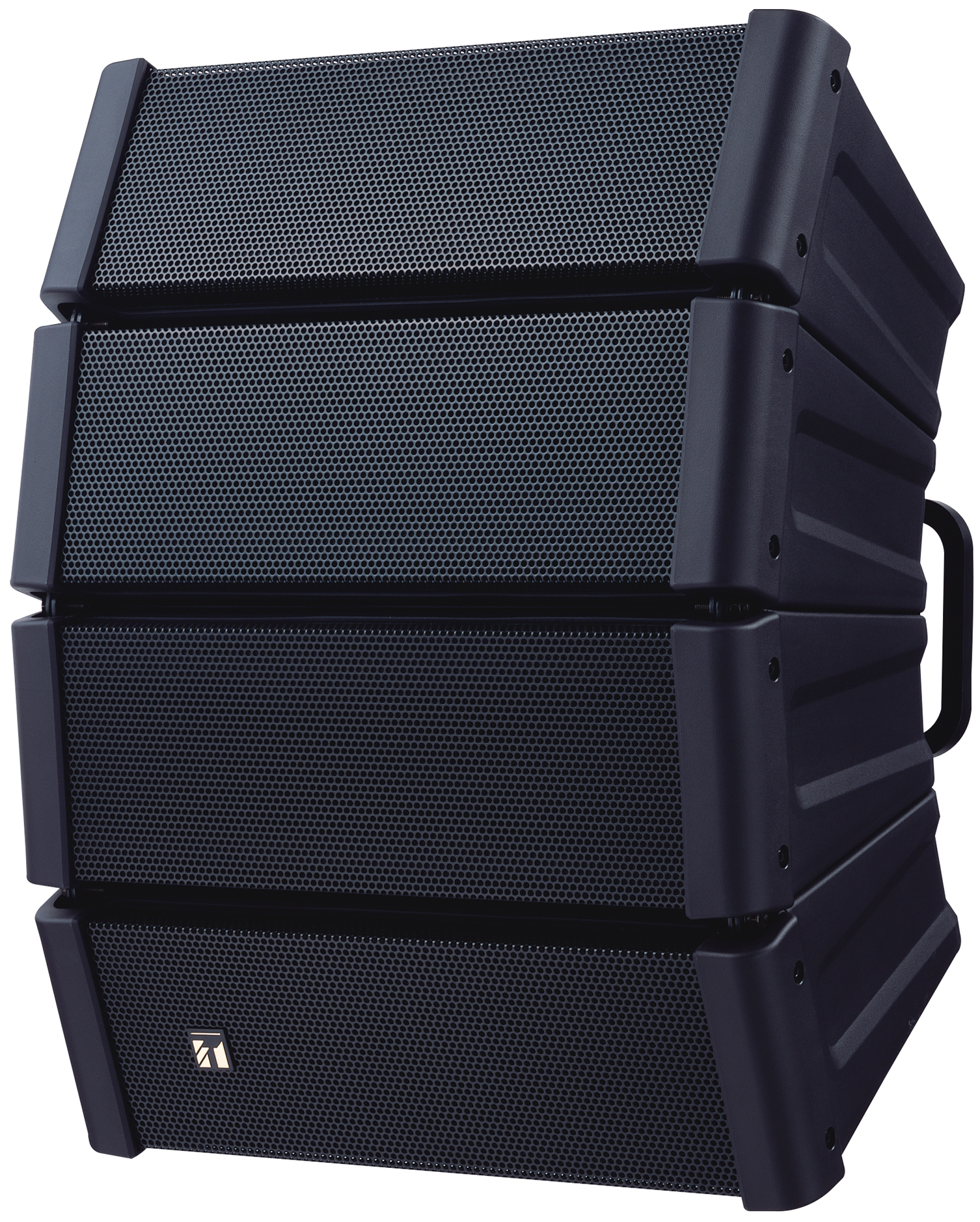 TOA HX-5B-WP Weather Resistant Compact Line Array Speaker System (Black)
