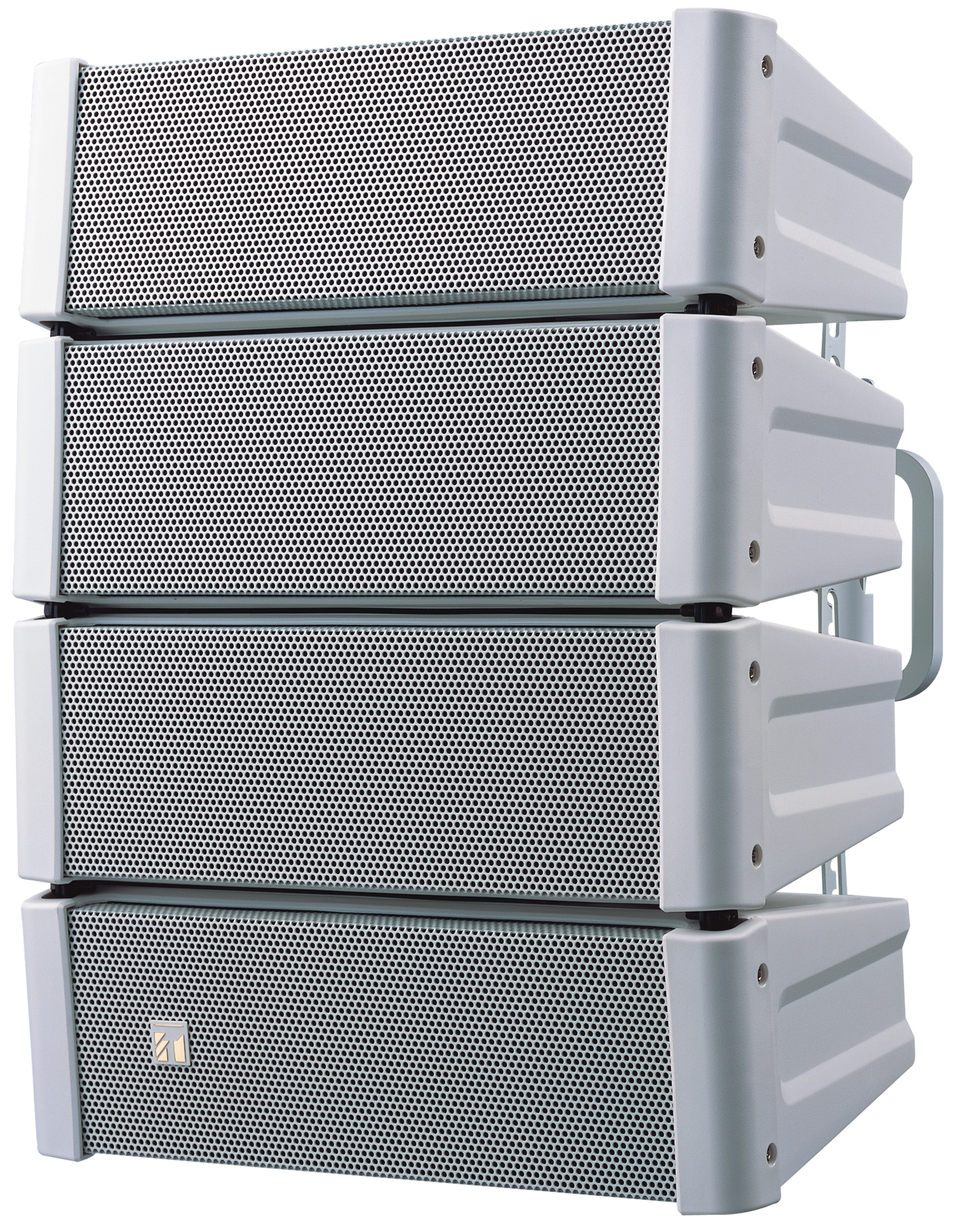 TOA HX-5W-WP Weather Resistant Compact Line Array Speaker System (Black)
