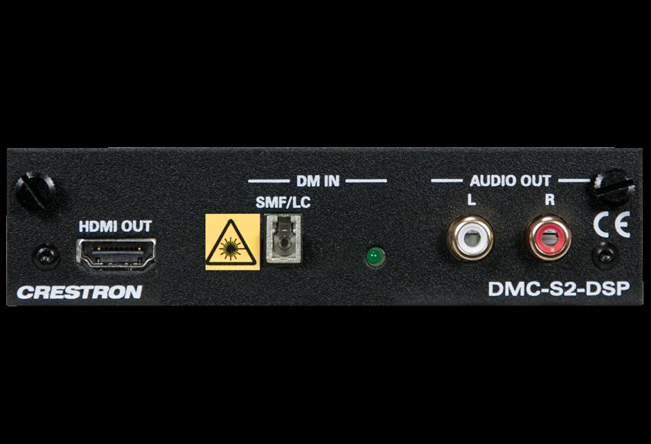 DigitalMedia 8G Single-mode Fiber Input Card w/ Down-mixing for DM Switchers