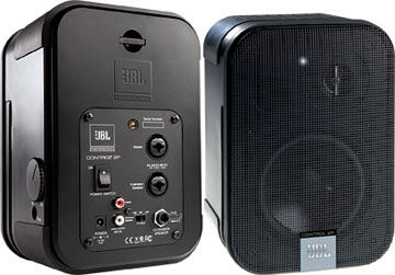 JBL C2PM Compact Powered Reference Monitor Master Speaker System