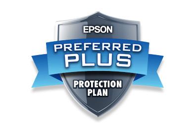 1-Year Epson Preferred Plus Service