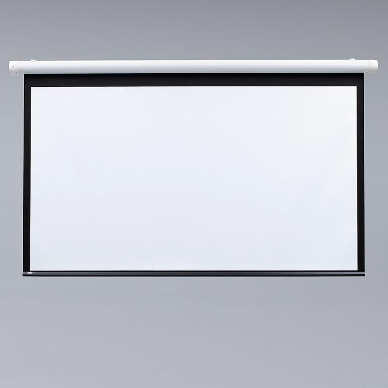 Draper 137136 Salara/M Manual Projection Screen w/ Auto Return 109in