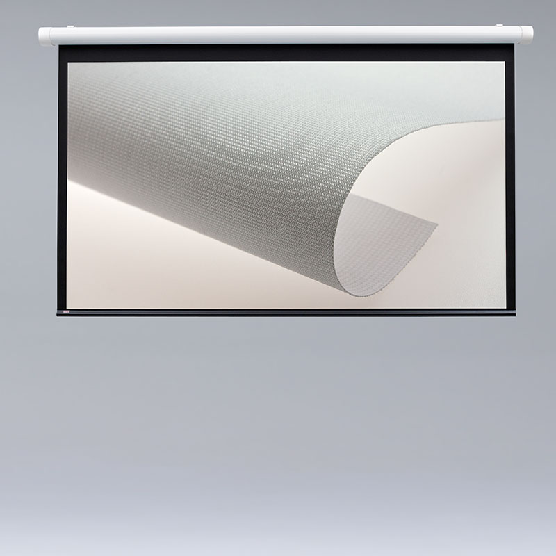 Draper 137052 Salara/M Manual Projection Screen 92in