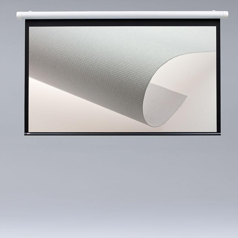 Draper 137049 Salara/M Manual Projection Screen 65in