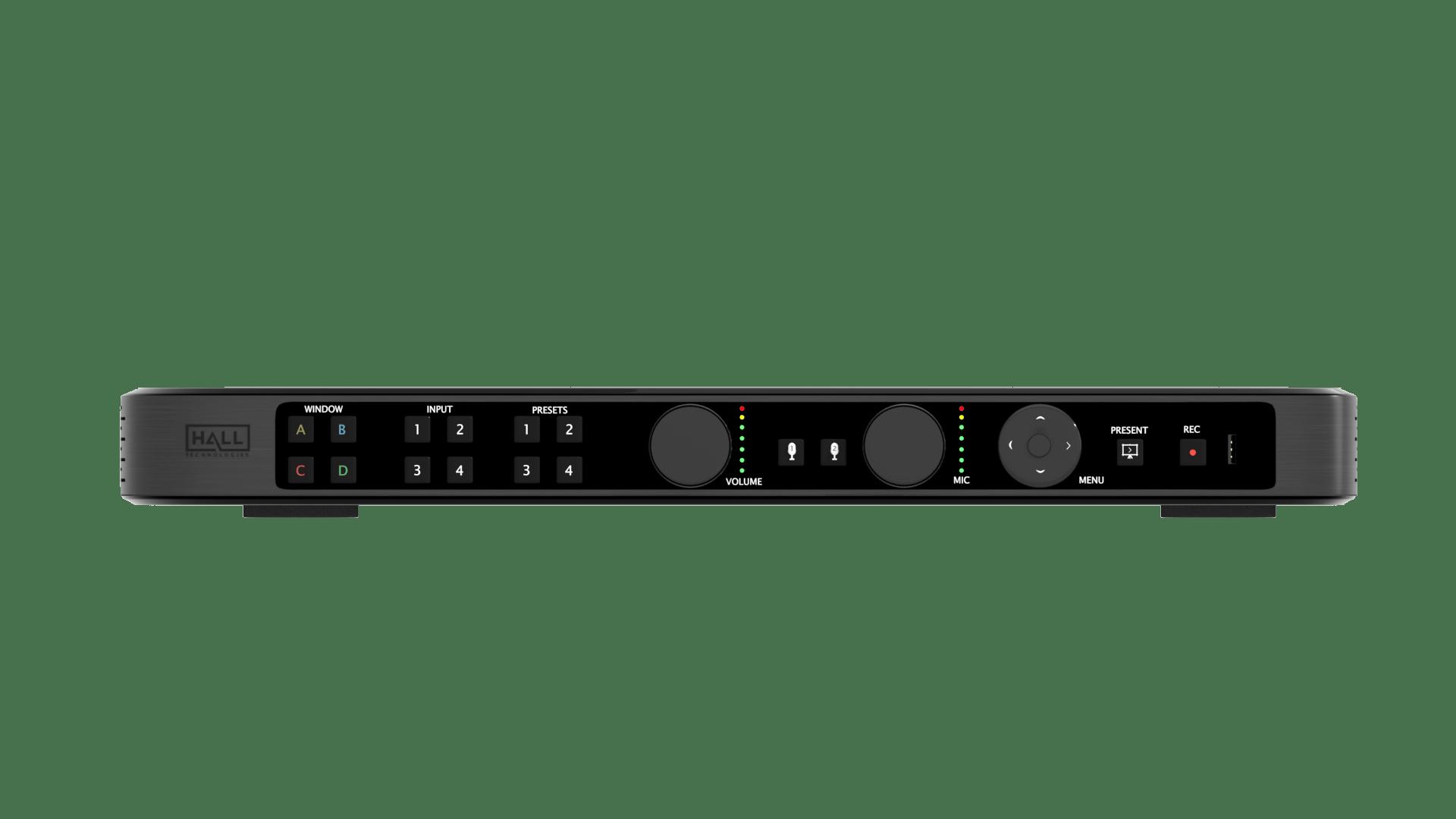 Hall EMCEE200 Seamless Multiview Presentation Switcher