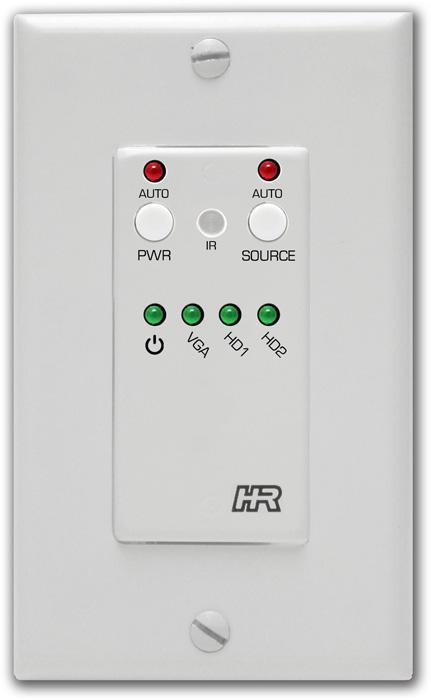 Hall SW3-UI Auxiliary Keypad Controller