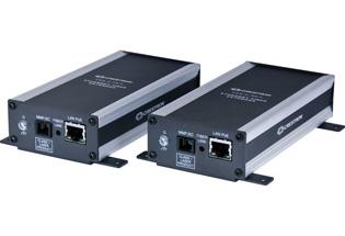 Crestron CEN-C-F Ethernet over Fiber Extender