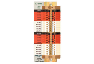 Crestron CLTI-2DIM8 Terminal Block for CLXI-2DIM8