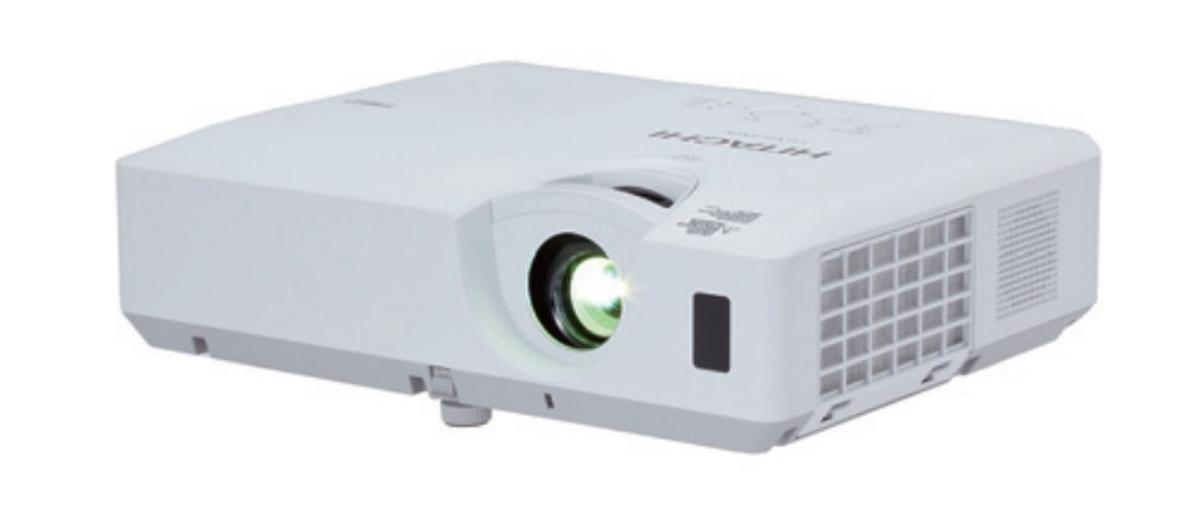Hitachi CP-X25LWN 2700lm XGA LCD Projector, Refurbished